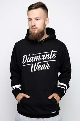 Bluza Diamante Knowledge szara