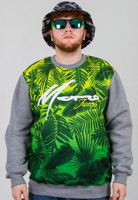 Bluza Moro Sport Jungle szara