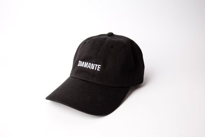 Czapka Diamante Wear Baseball czarna