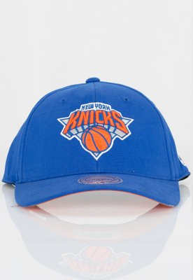 Czapka Flexfit Mitchell & Ness NBA 110 Low Pro Knicks