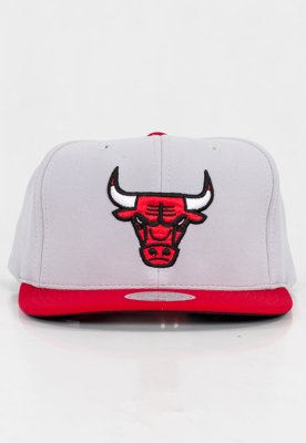 Czapka Snapback Mitchell & Ness NBA The Cloud Chicago Bulls