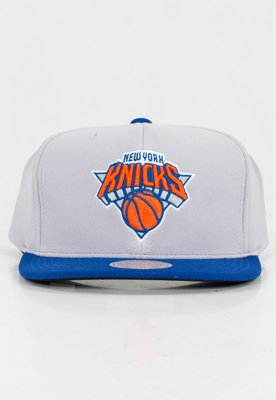 Czapka Snapback Mitchell & Ness NBA The Cloud Knicks