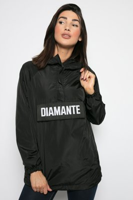 Kurtka Diamante Wear Small Black czarna