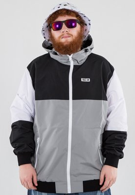 Kurtka SSG Double Color Zip czarna