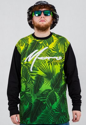 Longsleeve Moro Sport Jungle czarny