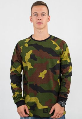 Longsleeve Stoprocent Camu green
