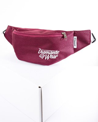 Nerka Diamante Wear Diamante Wear 2 bordowa