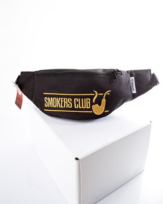 Nerka Diamante Wear Smokers Club czarno złota
