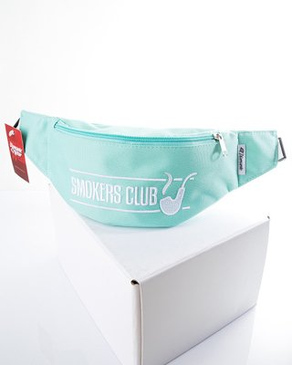 Nerka Diamante Wear Smokers Club miętowa