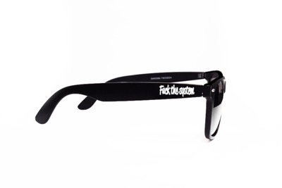Okulary Blocx Baseball Black 205