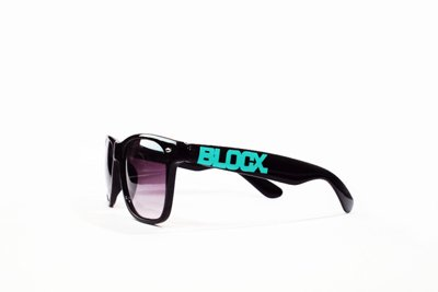 Okulary Blocx Black 190