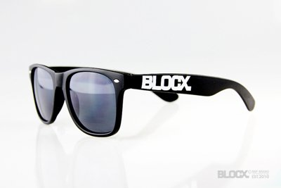 Okulary Blocx Black Mat 183