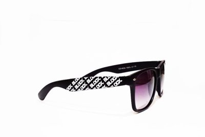 Okulary Blocx Black Mat 194