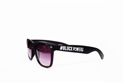 Okulary Blocx Black Mat 196