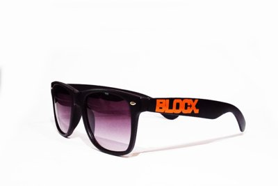 Okulary Blocx Black Mat 197