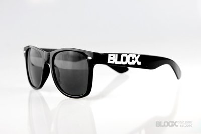 Okulary Blocx Black Polarized 148