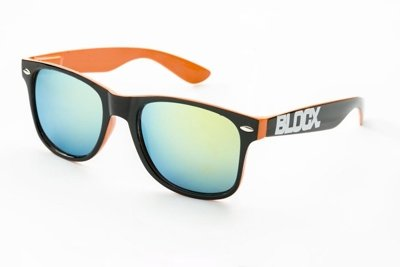 Okulary Blocx Black x Orange P7 310
