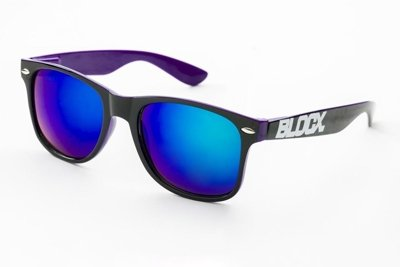 Okulary Blocx Black x Purple P8 307