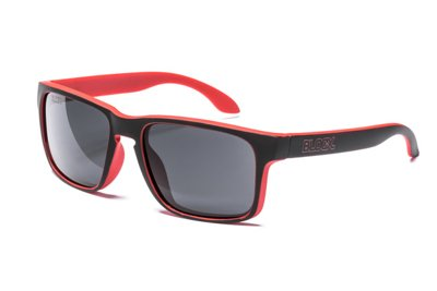 Okulary Blocx Freestyle Black X Red Polarized 040
