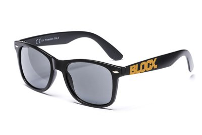 Okulary Blocx Mat X Gold 218