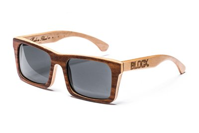 Okulary Blocx Wood Premium Nr.2