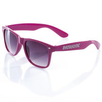 Okulary Patriotic Classic Glass Violet