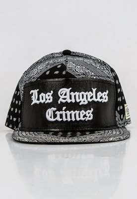 Snap Cayler & Sons Crimes Cap czarny