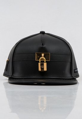 Snap Cayler & Sons Lockdown Cap czarny