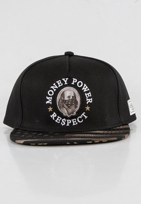 Snap Cayler & Sons Money Power Respect czarny