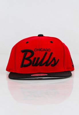 Snap Mitchell & Ness NBA Ancestral Chicago Bulls