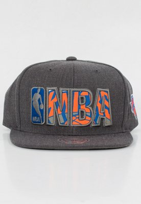 Snap Mitchell & Ness NBA Insider Reflective Knicks