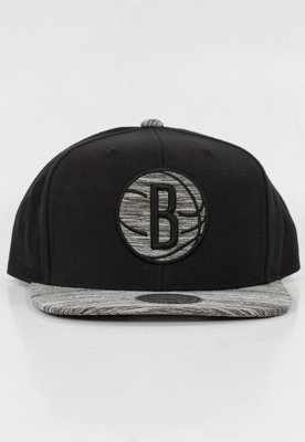 Snap Mitchell & Ness NBA Motion Brooklyn Nets