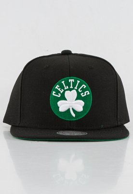 Snap Mitchell & Ness NBA Wool Solid Boston Celtics