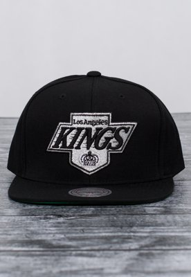 Snap Mitchell & Ness NBA Wool Solid Kings czarny