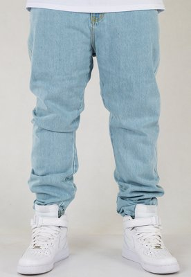 Spodnie Prosto Regular Jogger light blue