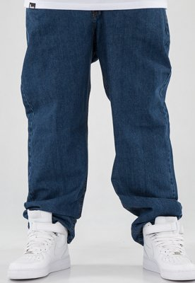 Spodnie SSG Baggy Classic medium blue