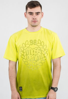 T-shirt Mass Base Fade zielony