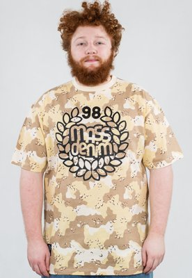 T-shirt Mass Base desert camo