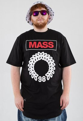 T-shirt Mass Conversion Long czarny
