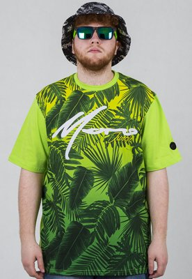 T-shirt Moro Sport Jungle zielony