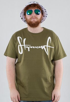 T-shirt Stoprocent Tag 16 khaki