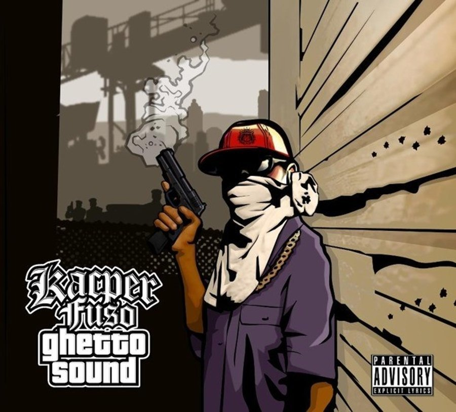 Kacper - Ghetto Sound