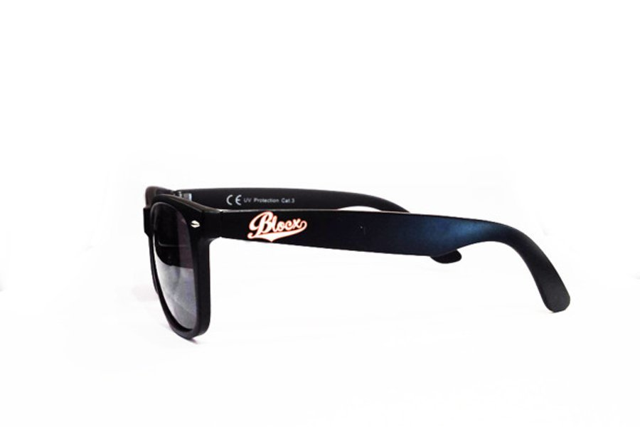 Okulary Blocx Baseball Black 208