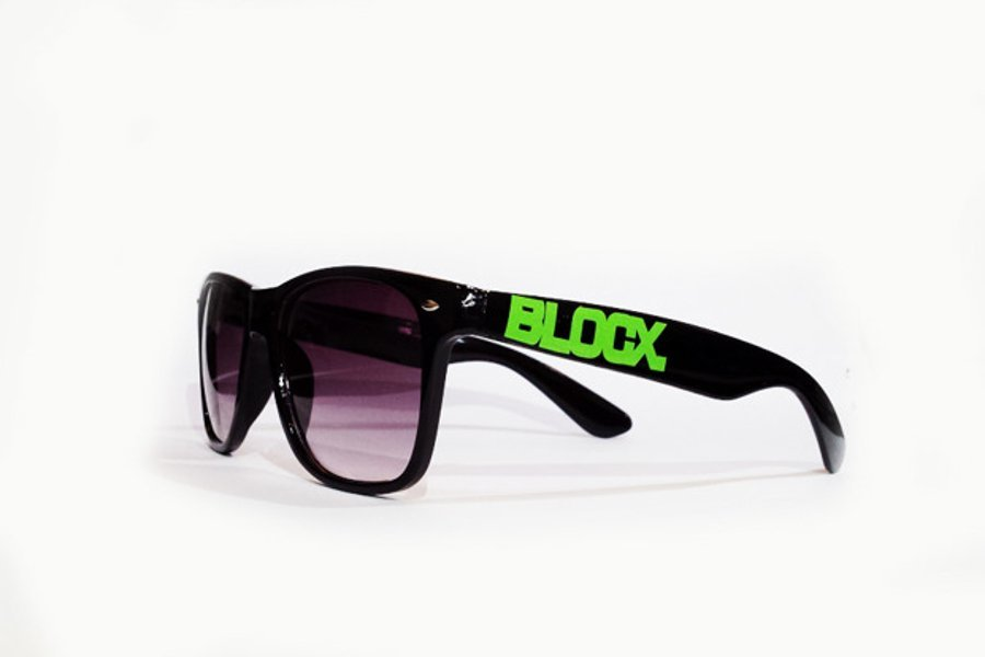 Okulary Blocx Black 187