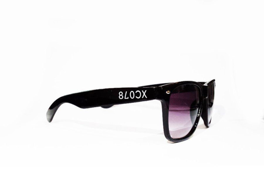 Okulary Blocx Black 192