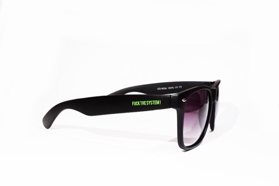Okulary Blocx Black Mat 198