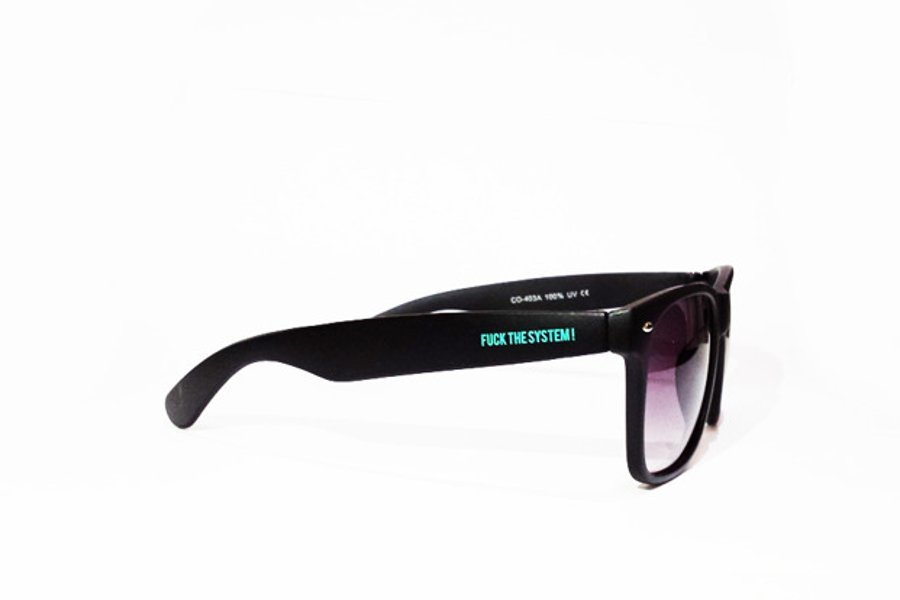 Okulary Blocx Black Mat 199