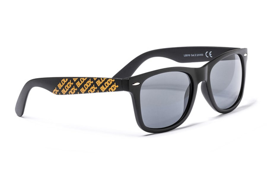 Okulary Blocx Black Mat 217
