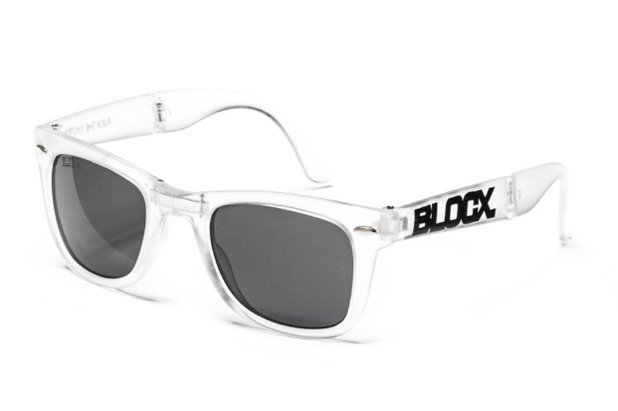 Okulary Blocx Clear Gadet 222