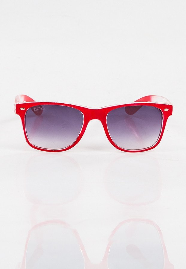 Okulary Blocx Clear X Red 18